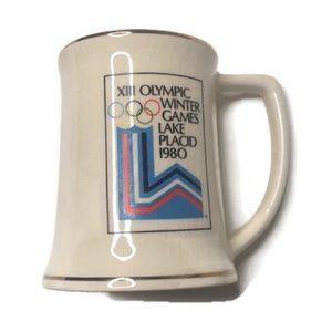 VTG 1980 XIII Olympic Lake Placid Mug